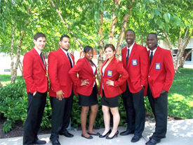 MTI students Krisztian Pasztor, Robert Figueroa, Marie Flore Legendre, Xiomara Chavez, Cedanio Bacon, Jean Seide, Patrick Pierre were among those winning the nation's highest awards at the recent SkillsUSA National Leadership and Skills Conference.
